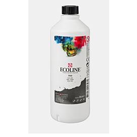 ECOLINE - 490 ML kleine fles - ZWART  (700)