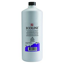 ECOLINE 1 LITER GROTE FLES blauwviolet