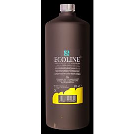 ECOLINE 1 LITER GROTE FLES ultramarijn donker (506)