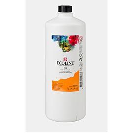 ECOLINE - 1 LITER GROTE FLES - lichtoranje  (236)