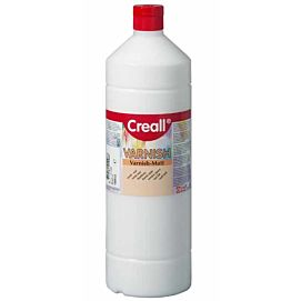VERNIS - CREALL varnish-MATT - 1 LITER - MAT