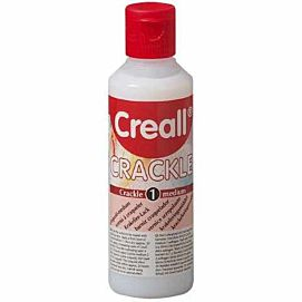 CREALL-CRACKLE (CRAQUELE MEDIUM)  step één