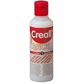 CREALL-CRACKLE (CRAQUELE MEDIUM)  step één
