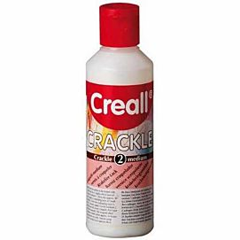 CREALL-CRACKLE (CRAQUELE MEDIUM)  step twee