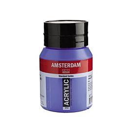 ACRYLVERF - amsterdam - 500 ML - KOBALTBLAUW (512)