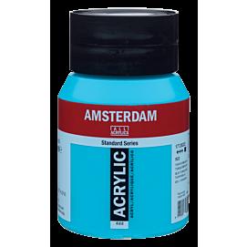 ACRYLVERF - amsterdam - 500 ML - TURKOOISBLAUW (522)