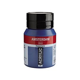 ACRYLVERF - amsterdam - 500 ML - GROENBLAUW (557)