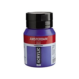 ACRYLVERF - amsterdam - 500 ML - PHTALOBLAUW (570)