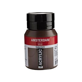 ACRYLVERF - amsterdam - 500 ML - OMBER GEBRAND (409)