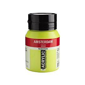 ACRYLVERF - amsterdam - 500 ML - GROENGEEL (243)
