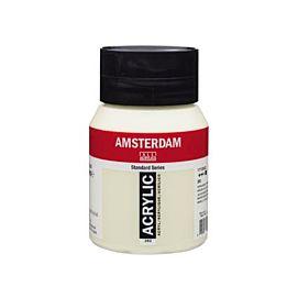 ACRYLVERF - amsterdam - 500 ML - NAPELSGEEL GROEN (282)