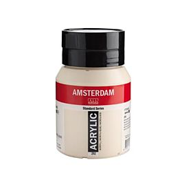 ACRYLVERF - amsterdam - 500 ML - NAPELSGEEL ROOD LICHT (292)