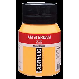 ACRYLVERF - amsterdam - 500 ML - GOUDGEEL (253)