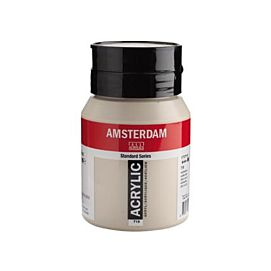ACRYLVERF - amsterdam - 500 ML - WARMGRIJS (718)