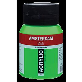 ACRYLVERF - amsterdam - 500 ML - BRILJANTGROEN (605)