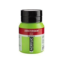 ACRYLVERF - amsterdam - 500 ML - GEELGROEN (617)