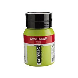 ACRYLVERF - amsterdam - 500 ML - OLIJFGROEN LICHT (621)
