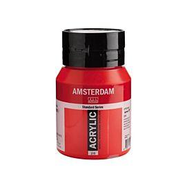 ACRYLVERF - amsterdam - 500 ML - PYRROLEROOD (315)