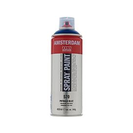 ACRYL SPRAY PAINT SPUITBUS 400 ML  BLAUW