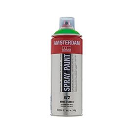 ACRYL SPRAY PAINT SPUITBUS 400 ML  FLUO GROEN