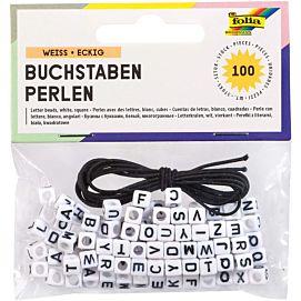 PLASTIC KRALEN - 100 LETTERS
