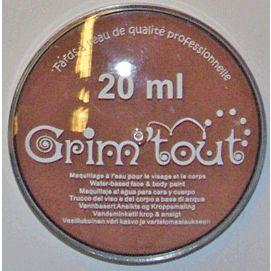 SCHMINK  CHOCOLADE OP WATERBASIS 20 ML