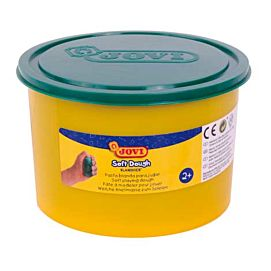 PLASTICINE blandiver  JOVI 460 GR GROEN