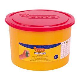 PLASTICINE blandiver  JOVI 460 GR ROOD
