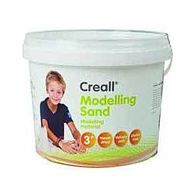 CREALL MODELLING SAND  5 KG  NATUUR