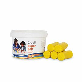CREALL-super soft  1750 GR GEEL