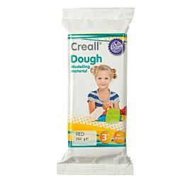 DEEGKLEI  CREALL-DOUGH  LUCHTDROGEND 400 GR ROOD