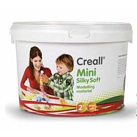 CREALL MINI SILKY SOFT  1350 GR ASS/5 KL.