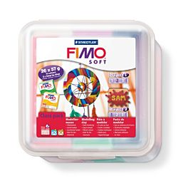 BOETSEERKLEI FIMO SOFT  CLASSPACK