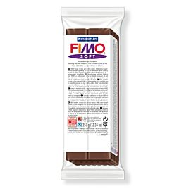 BOETSEERKLEI FIMO SOFT CHOCOLADE (75)