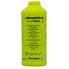 VERNISLIJM DECOPATCH - FLES/600 GR.