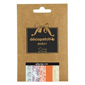DECOUPAGE PAPIER SET 014