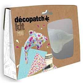 DECOPATCH MINI-KITS ' dolfijn '