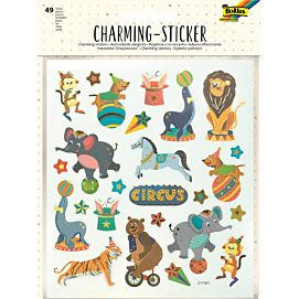 CHARMING STICKERS - KIDS I - Circus