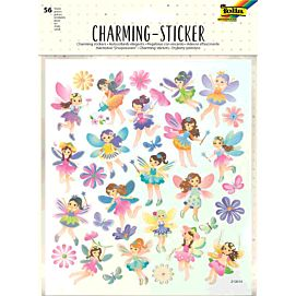 CHARMING STICKERS - KIDS V - Elfen en Unicorns