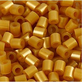 STRIJKPARELS MEDIUM ( 5 X 5 MM ) GOUD