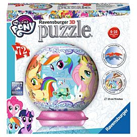 PUZZEL 3D - My Little Pony - 72 stukken