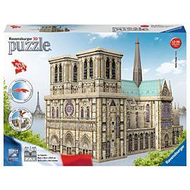 PUZZEL 3D - Notre Dame * Parijs * - 324 stukken