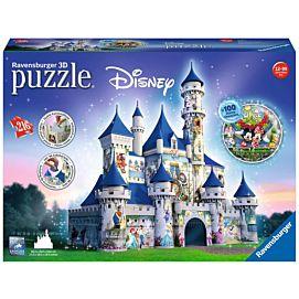PUZZEL 3D - Disney kasteel - 216 stukken
