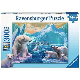 PUZZEL XXL - In het rijk van de ijsbeer - 300 stukken