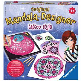 MANDALA DESIGNER: TATTOO-STYLE