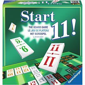 START 11 ! HET BORDSPEL