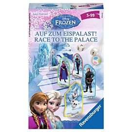 RACE TO THE PALACE DISNEY FROZEN