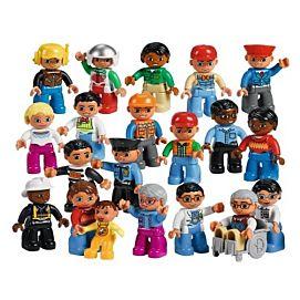 LEGO DUPLO SAMENLEVINGSSET