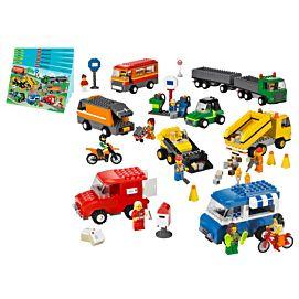 LEGO SYSTEM VOERTUIGEN