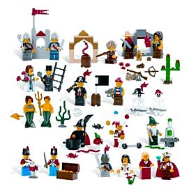 LEGO HISTORISCHE MINIFIGUREN (9349)